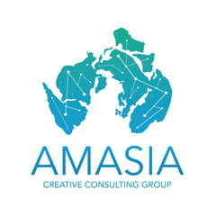 Amasia Creative Consulting Group Logo