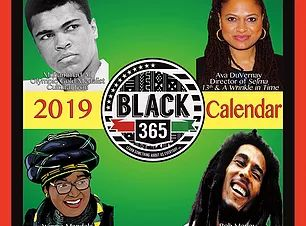 Black365.us - The World's #1 Black Facts Calendar
