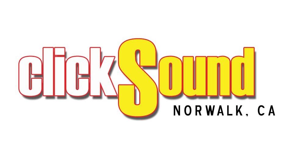 clickSound logo