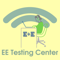 EE Testing Center logo