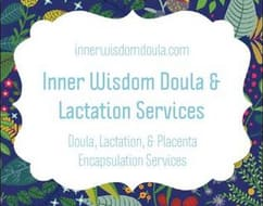 Inner Wisdom Doula and Lactation Services logo