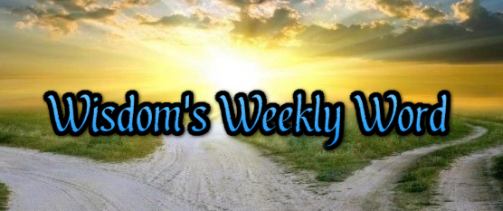 Wisdom's Weekly Word logo